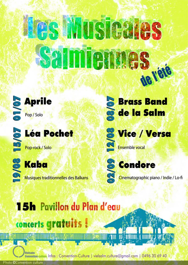Musicales salmiennes