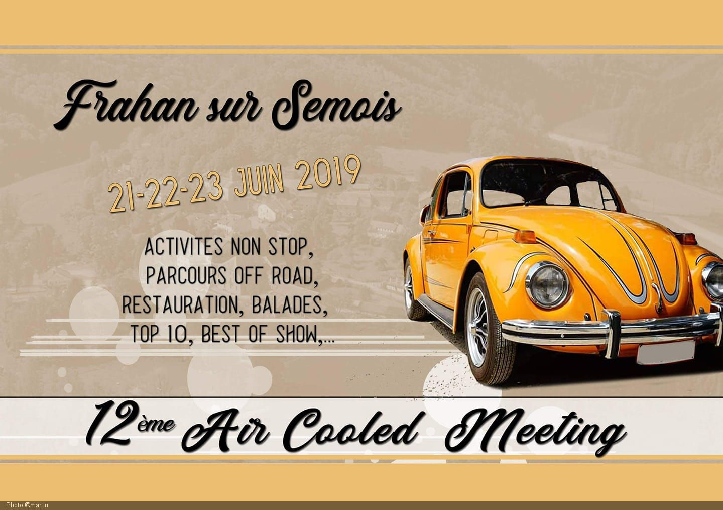 12e Air Cooled Meeting